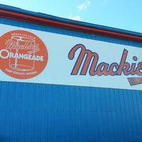 Photo taken at Mackie's by Ian K. on 9/15/2012