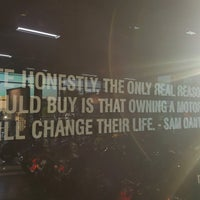 Photo taken at Adam Smith's Texas Harley-Davidson by Scotty C. on 10/3/2016