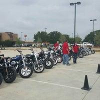 Photo taken at Adam Smith's Texas Harley-Davidson by Scotty C. on 5/20/2016