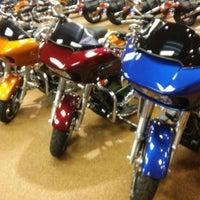 Photo taken at Adam Smith's Texas Harley-Davidson by Scotty C. on 11/4/2014