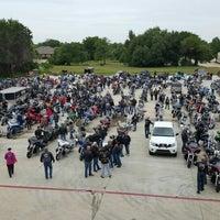 Photo taken at Adam Smith's Texas Harley-Davidson by Scotty C. on 5/14/2016