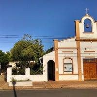Photo taken at Salón Comunitario Sagrada Familia by Pablo N. on 2/10/2014