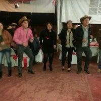 Photo taken at Monumento a Juárez by Brenda L. on 2/16/2014