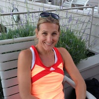 Photo taken at Alpine Hills Tennis & Swimming Club by Christian L. on 8/27/2013