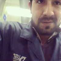 Photo taken at USI Universal Scientific Industrial De Mexico, SA de CV by Alberto V. on 12/9/2014