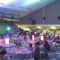 Photo taken at CHMS Hall by Donny W. on 12/8/2012
