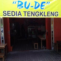 "Photo taken at Gudeg Djogdja ""BUDE"" by Jimmi C. on 2/8/2015"