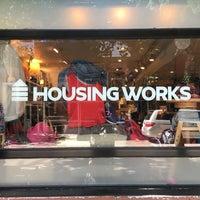 Photo taken at Housing Works Thrift Shop by Hiroko T. on 7/2/2017