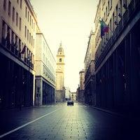 Photo taken at Via Roma by valysesia on 9/22/2012