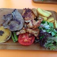 Photo taken at Havuz Cafe by Selin S. on 4/21/2014