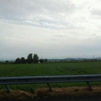Photo taken at A14 - Imola by Francesca R. on 4/25/2013