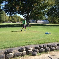 Photo taken at Bing Maloney Golf Course by Melody C. on 9/20/2013