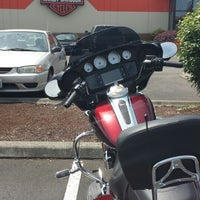Photo taken at Northwest Harley-Davidson by Thelma P. on 6/22/2014