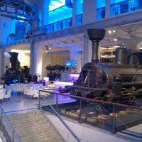 Photo taken at Vienna Technical Museum by Dmitry M. on 1/24/2013