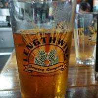 Photo taken at Lengthwise Brewing Company by Michael F. on 3/20/2016