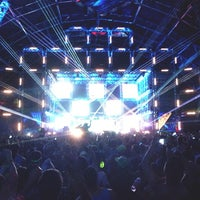 Photo taken at Coachella Sahara Tent by Andy Y. on 4/22/2013