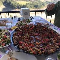 Photo taken at Çınaraltı Restaurant by Hüseyin Ö. on 1/10/2018