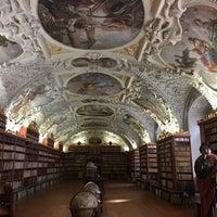 3/12/2018 tarihinde Dinçer A.ziyaretçi tarafından Strahovská knihovna'de çekilen fotoğraf