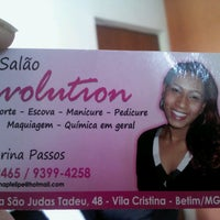 Photo taken at Salão Revolution by Mirian #. on 2/5/2014