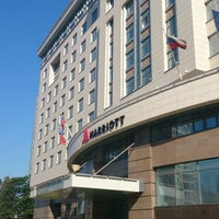 Photo prise au Marriott Novy Arbat par Evgueni R. le7/31/2014