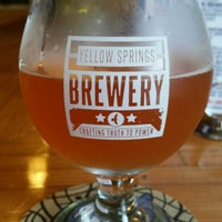Photo taken at Yellow Springs Brewery by Michael M. on 3/19/2017