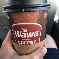 Photo taken at Wawa by Evan G. on 8/9/2017