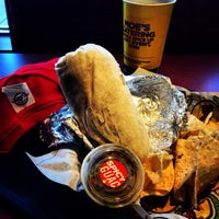 Photo taken at Moe's Southwest Grill by Chuck W. on 5/5/2014