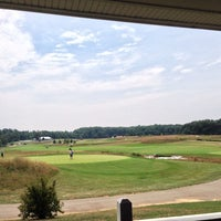 Photo taken at Chariot Run Golf Course by Taiyyib C. on 7/23/2014