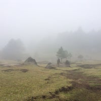 Photo taken at Valle de Piedras Encimadas by Ricardo G. on 3/17/2015