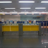 Photo taken at Bank Mandiri by Smart B. on 11/26/2013