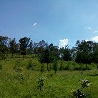Photo taken at Cerro de Amalucan by Rat S. on 7/6/2016