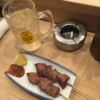 Photo taken at 鳥へい by Kohei I. on 7/15/2015