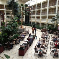 Photo taken at Embassy Suites by Hilton Colorado Springs by John S. on 12/15/2012