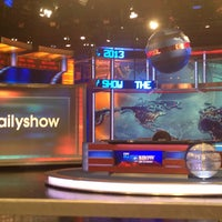 Photo taken at The Daily Show with Jon Stewart by Stephanie B. on 6/13/2013