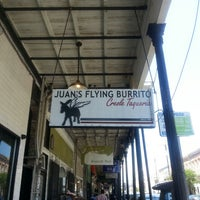 Photo taken at Juan's Flying Burrito by Marc B. on 5/25/2013