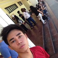 Photo taken at School of Business and Management AVR 3 by Bob C. on 3/31/2014
