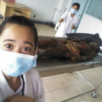 Photo taken at Perpetual Help College of Manila by Stefani R. on 10/8/2014