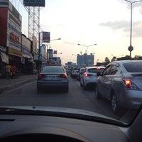 Photo taken at PTT Jiffy by Phanuwat W. on 10/17/2014