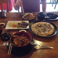 Photo taken at Okonomi Japanese Resturant by Phanuwat W. on 4/2/2015