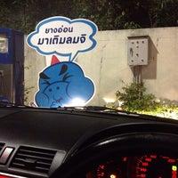 Photo taken at PTT Jiffy by Phanuwat W. on 10/22/2014