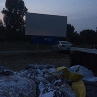 Photo taken at US 23 Drive-In Theater by Whitney W. on 8/11/2014