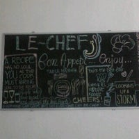 Photo taken at Palekko LE CHEF Parepare ! by Zainal L. on 9/10/2014