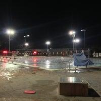 Photo taken at Rinconada Pool by Alexander U. on 1/22/2015