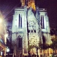 Photo prise au Cathédrale Notre-Dame de Rouen par Priscilla S. le10/28/2012