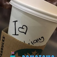 Photo taken at Starbucks by Semo A. on 4/11/2017