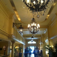 Photo taken at Astor Crowne Plaza - New Orleans French Quarter by Jason G. on 11/8/2012
