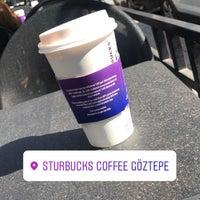 4/15/2018 tarihinde Murat Ç.ziyaretçi tarafından Starbucks'de çekilen fotoğraf