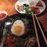 Photo taken at Korea Na by Joanna P. on 5/11/2017