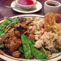Photo taken at First Wok Chinese by Joanna P. on 6/12/2013