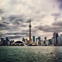 Photo taken at Toronto Islands by Jason C. on 8/13/2013